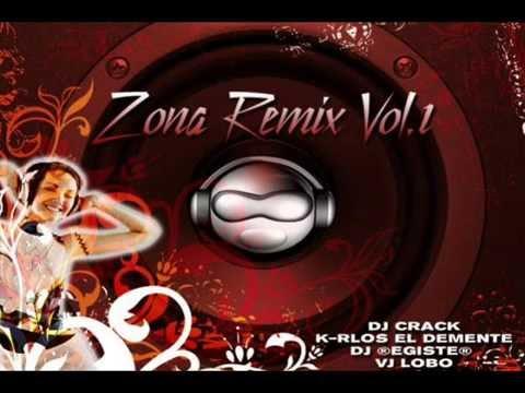 zona remix enganchado cumbia argentina