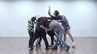 BTS 'FAKE LOVE' mirrored Dance Practice