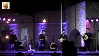 Stelios Petrakis Quartet - Live in Crete 2015