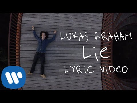 Lukas Graham - Lie [OFFICIAL LYRICS VIDEO]