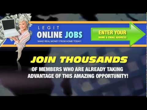 Affordable online job from home