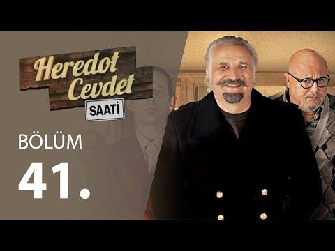 Heredot Cevdet Saati (41.Bölüm YENİ) | 1 Haziran 720p Full HD Tek Parça İzle