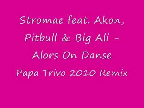 Stromae feat. Akon, Pitbull & Big Ali - Alors On Danse (Papa Trivo 2010 Remix)