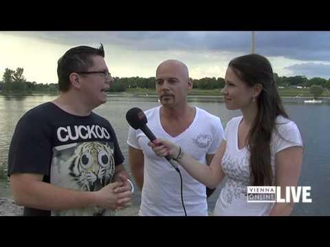 Donauinselfest 2013: Darius & Finlay im Interview