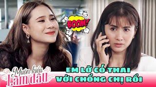Muôn Kiểu Làm Dâu Tập 21-24 Full | Phim Mẹ chồng nàng dâu - Phim Việt Nam Mới Nhất 2019 - Phim HTV