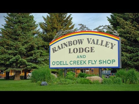 Rainbow Valley Lodge, Ennis Montana