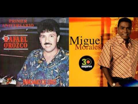 - RAFAEL OROZCO vs. MIGUEL MORALES - ¨Mano a Mano¨ Musical (FULL AUDIO)