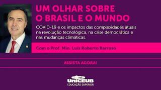 Coronavírus, revolução tecnológica, crise da democracia, corrupção, desenvolvimento e outros temas