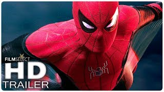 SPIDER-MAN: FAR FROM HOME Trailer (2019)