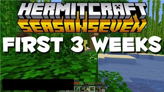 Hermitcraft   Grian Funny Moments | First 3 Weeks