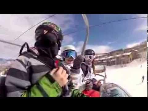 Winter Camp At Aspen Camp