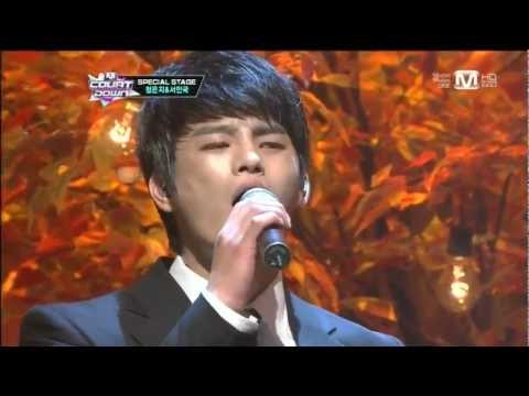 우리 사랑 이대로(Still Our Love Continue by JUNG EUN JI & SEO IN GUK @Mcountdown2012.09.06)