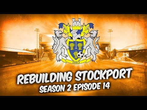 Rebuilding Stockport County - S2-E14 The Playoff Final v Harrogate! | Football Manager 2019