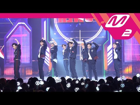[Mirrored MPD직캠] 엑소 거울모드 직캠 'Power' (EXO FanCam) | @MCOUNTDOWN_2017.9.14