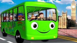 De Wielen Van De Bus gaan rond en rond - de wielen van de bus afleveringen HD 2015