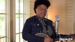 "Folk Alley Sessions at 30A: Amythyst Kiah - ""Darling Corey"""