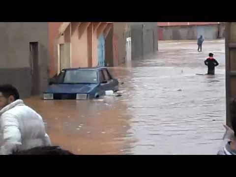 فيضانات بيزكارن