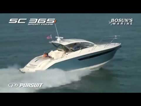 Pursuit Boats SC 365i