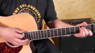 Pharrell Williams - Happy - How to Play on guitar - Guitar Lesson - Tutorial