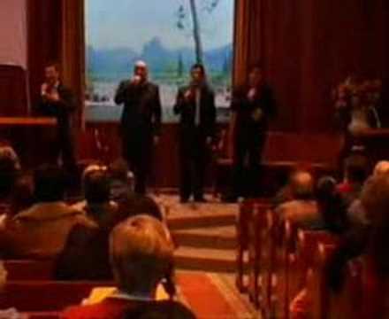 ADORACION Cuarteto Vocal-