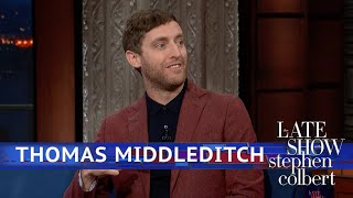 Thomas Middleditch Brought The Clip Of All Clips