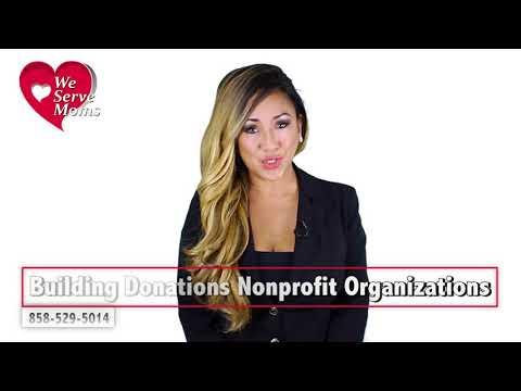 Building Donations Nonprofit Organizations