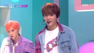 LOVE ME - 뉴이스트(NU'EST) [뮤직뱅크 Music Bank] 20191025