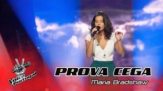 "Maria Bradshaw - ""I will always Love you"" | Provas Cegas | The Voice Portugal"