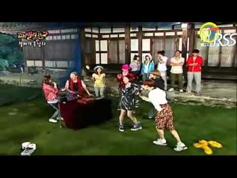 FO2 - Funny Performance (Heechul,Yoona,Jokwon,Gain,Sanghyun)