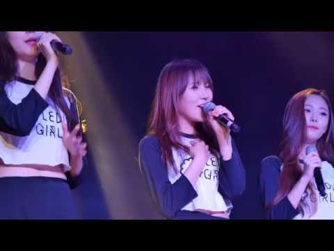 160611 플레디스걸즈 콘서트 열정 (예하나 Focus)