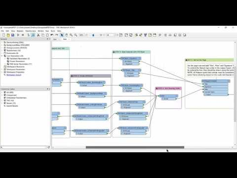 Creating PDF Cartographic Output (2016)