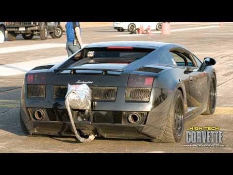 Underground Racing Lamborghinis - Texas Mile - October 2010
