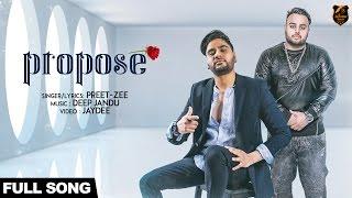Propose – Preet Zee