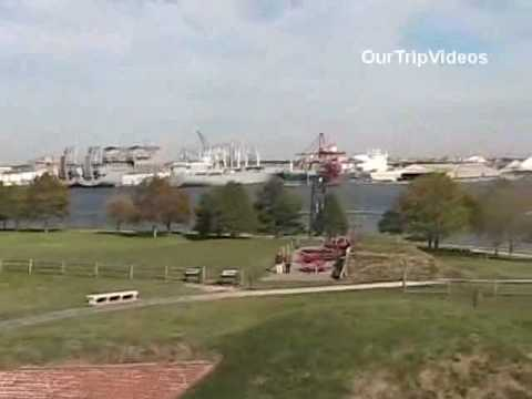 Pictures of Fort McHenry, Baltimore, MD, USA