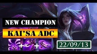 [S8] KaiSa highlight - Best ADC ever.
