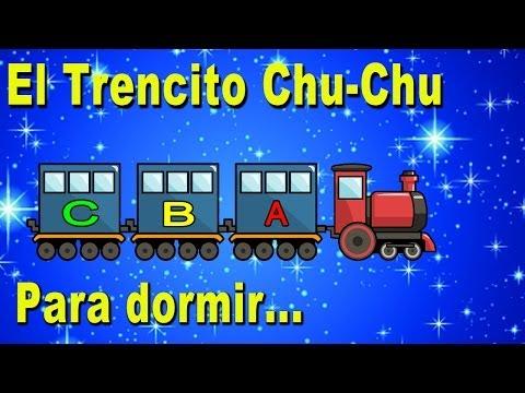 ♫ 1 Hora ♫ Canciones de cuna - Musica Bebes - El Trencito Chu-Chu - Descanso Profundo #