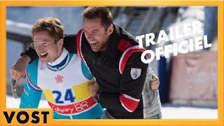 Eddie the eagle :  bande-annonce VOST