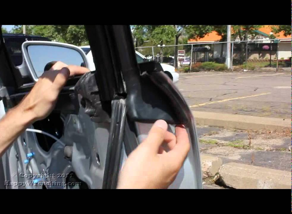 Audi A4 Window Regulator Replacement Removal And