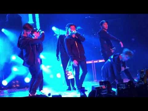 160414 B.A.P Live on Earth 2016 in San Francisco - Kingdom (Korean version)