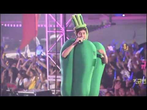 SUPER SHOW 3 DVD | 39. 요리왕 Cooking Cooking LIVE (SUPER JUNIOR) 111226