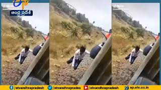 Railway Ministry Shares Horrifying TikTok Video Of Train S..