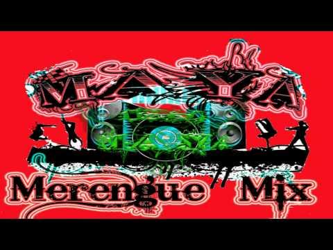 Merengue Para Bailar Mix 2011 ( Dj Maya )