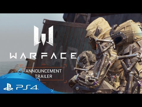 Warface | Official Announcement Trailer | PS4
