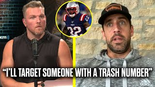 Pat McAfee Talks If Player's Numbers REALLY Matter In The NFL