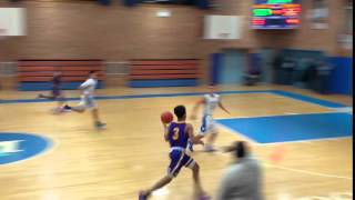 Block by Cole Anthony of Archbishop Molloy