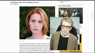 Woody Allen's Adopted Daughter Resurrects Abuse Claim