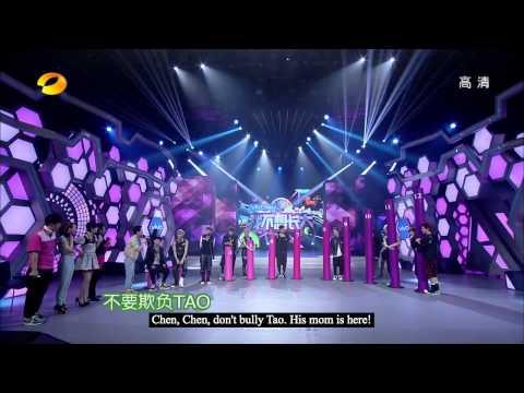 [ENG SUB][HD] 130706 EXO Happy Camp