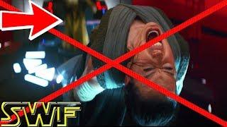 DARUM wird REY NICHT auf SNOKE TREFFEN! | Episode 8 Die letzten Jedi