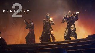 "Destiny 2 - Trailer di presentazione ""Raduna le truppe"""