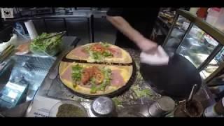 Kỹ thuật nấu nướng ngon, Ẩm thực đường phố Ấn Độ